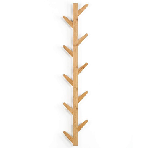 LANGRIA Tree-Shaped Coat Rack (10 Hooks)