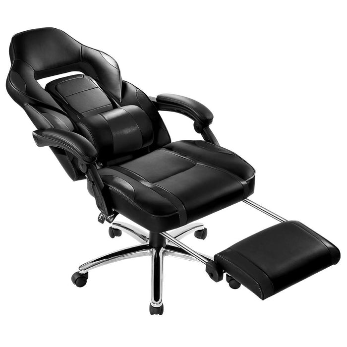 Strange New Gaming Chair Racing Style Faux Leather High Back Chair Bralicious Painted Fabric Chair Ideas Braliciousco