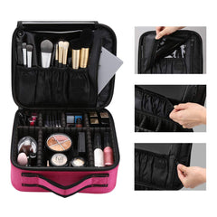 LANGRIA Professioanl Portable Makeup Organizer (Medium)
