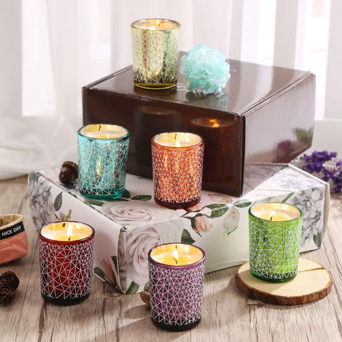 LANGRIA Scented Candles Gift Set