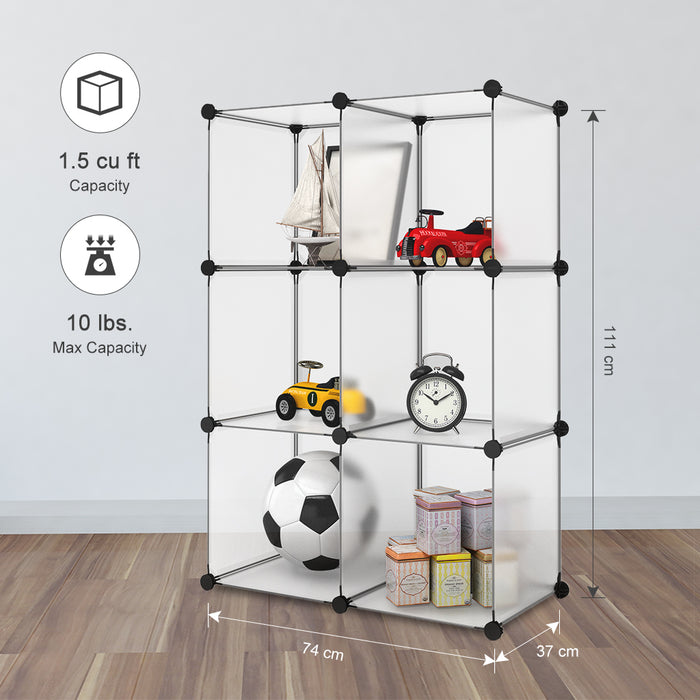Rackaphile 8-Panel Wire Pet Playpen with Door