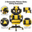 LANGRIA Ergonomic Gaming Chair