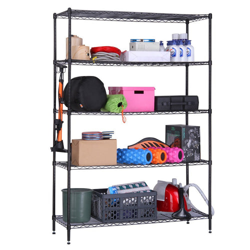 LANGRIA Heavy Duty Extra Large Storage Organization Rack