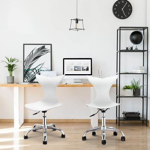 LANGRIA 2-Pack Modern Desk Chairs