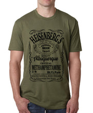 Breaking Bad - Heisenberg's Blue Sky T-Shirt-T-Shirt-Trending N-dark green 1-S-Trending N