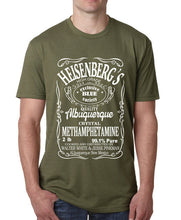 Breaking Bad - Heisenberg's Blue Sky T-Shirt-T-Shirt-Trending N-dark green-S-Trending N