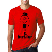 Star Wars - Your Father T-Shirt-T-Shirt-Trending N-red-M-Trending N