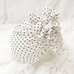 MINI DOTS RUFFLE