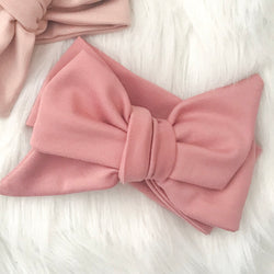 PONTE PINK BOW