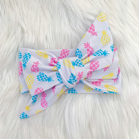 PINEAPPLES BOW