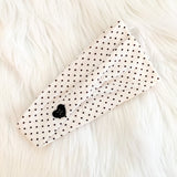 MINI DOTS MULTI-WAY HEADBAND