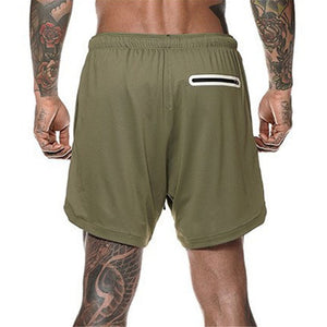 Sleek Sleeve Active Shorts™️