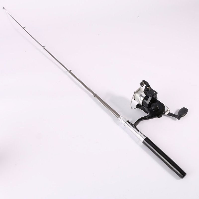 Pocket Fishing Rod & Spinning Reel (USA Only)