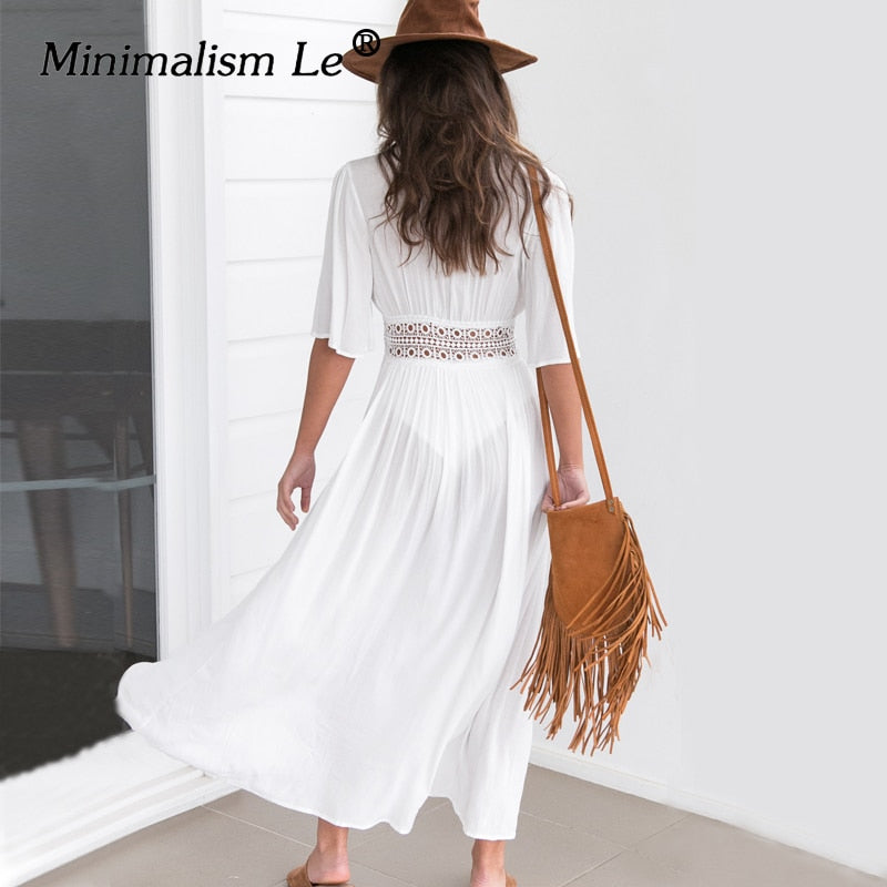 Le Minimal Summer Cover Up