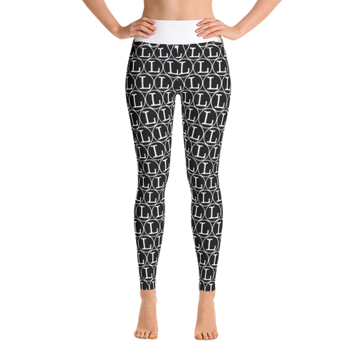 Inverted L Yoga Leggings