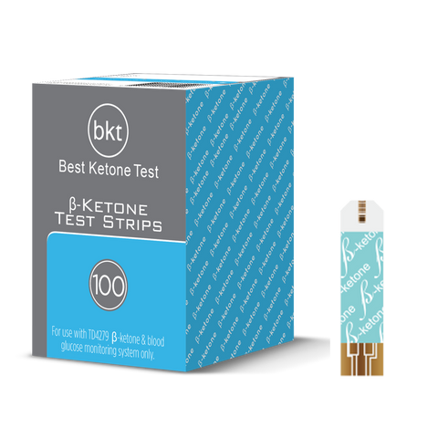 bkt Ketone Test Strips