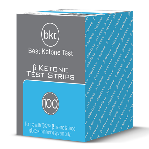 Image of bkt Ketone Test Strips