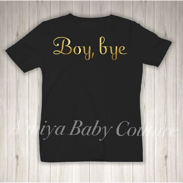 Sass Collection {Boy, Bye}