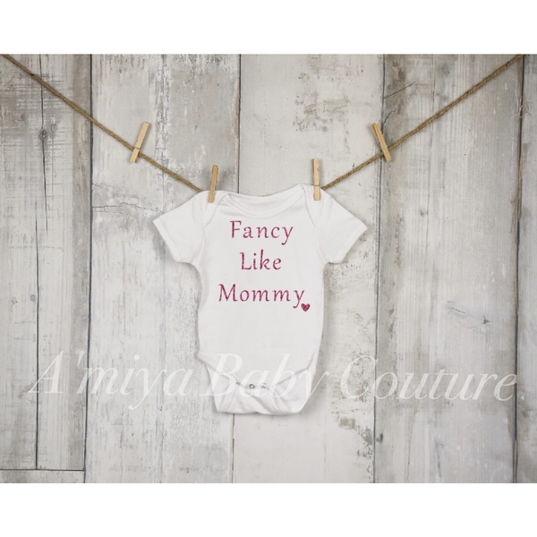 Sass Collection {Fancy Like Mommy}