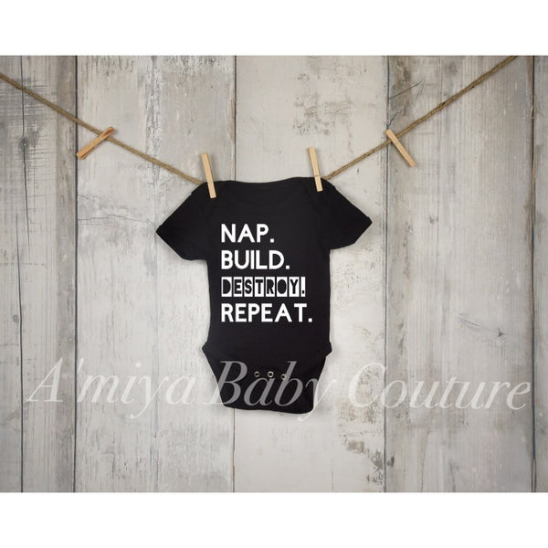 Just For Boys Collection {Nap. Build. Destroy. Repeat.}