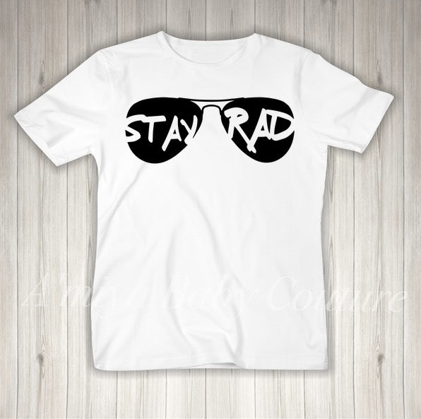 Just For Boys Collection {Stay Rad Aviators}