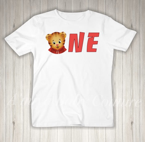 Birthday Collection {Daniel The Tiger ONE}