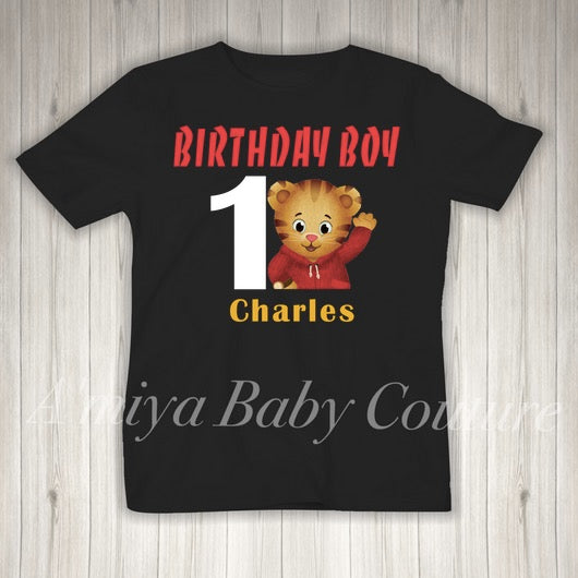 Birthday Collection {Daniel The Tiger Birthday Boy}