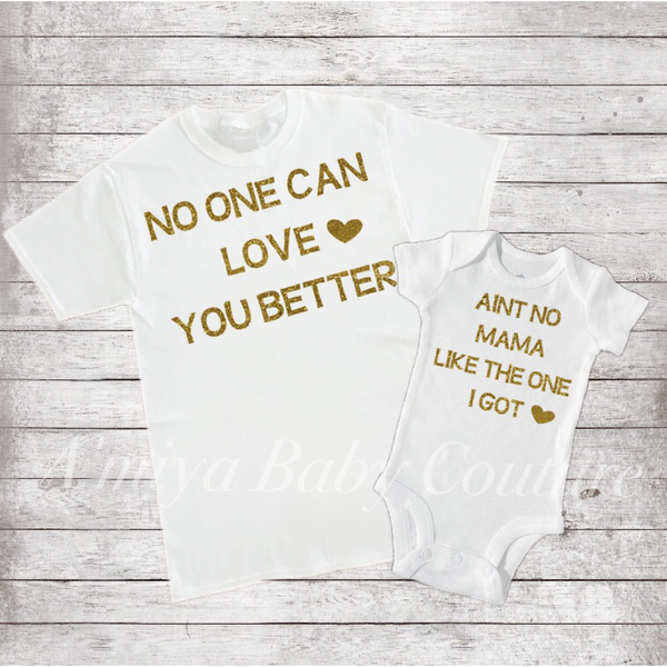 Mommy & Me Set {Ain't No Mama Like}