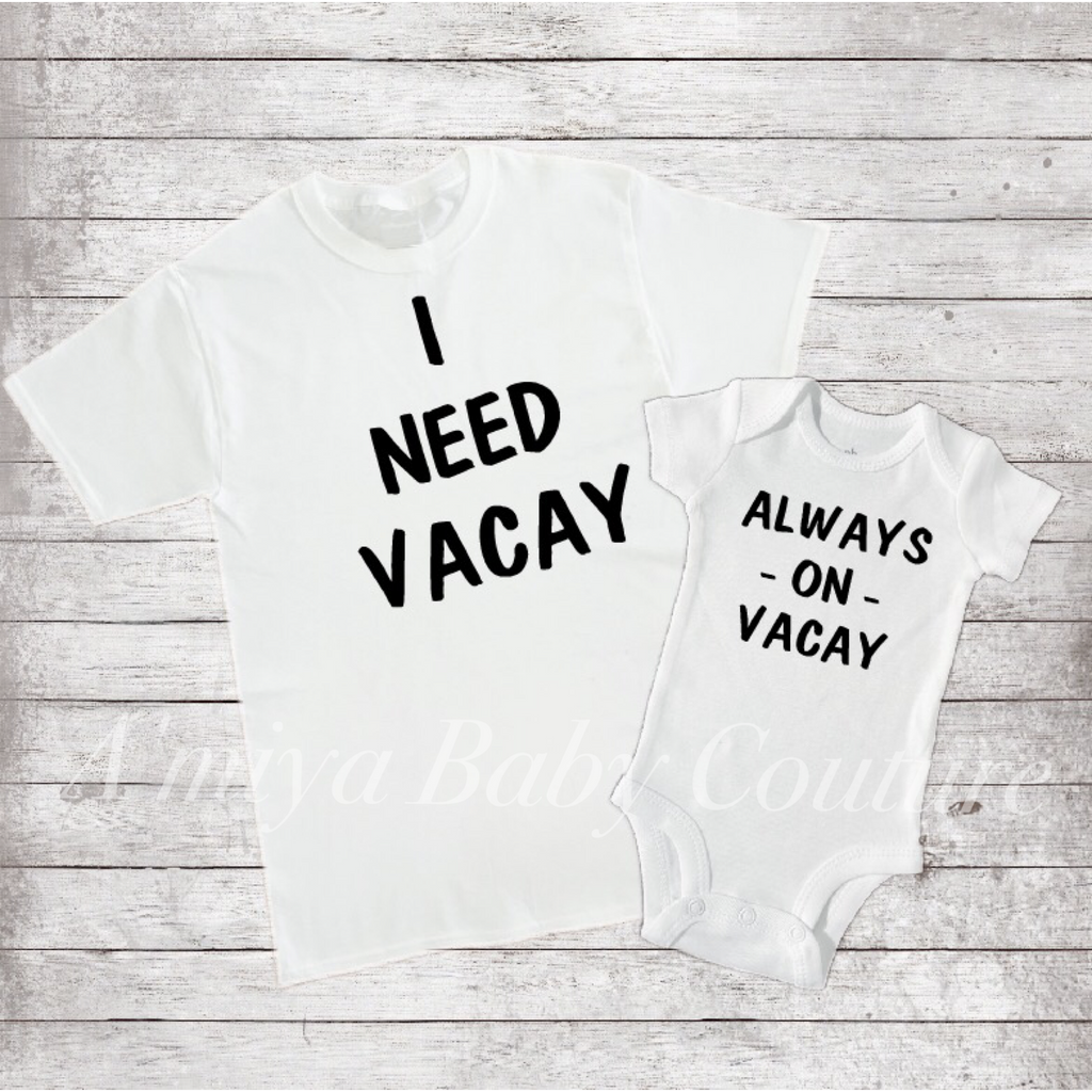 Mommy & Me Set {Always On Vacay}