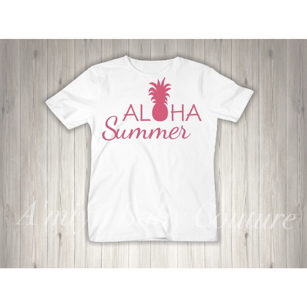 Summer Collection {Aloha Summer}