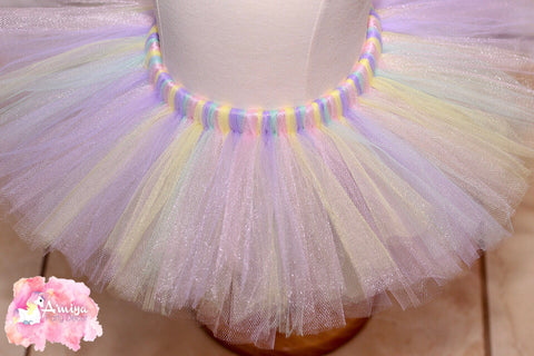 Pastel Princess Tutu Skirt