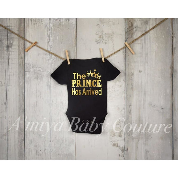 Just For Boys Collection {The Prince Has Arrived}