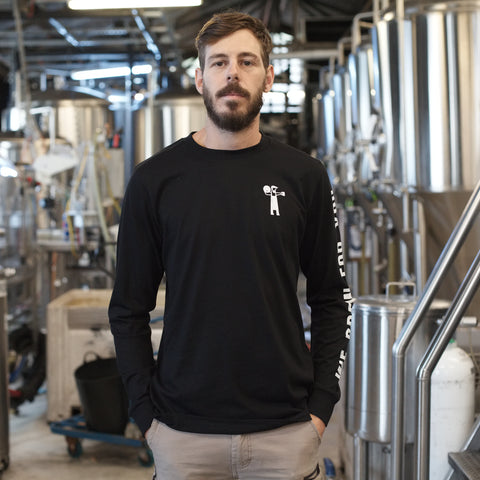 We Brew For You L/S Tee