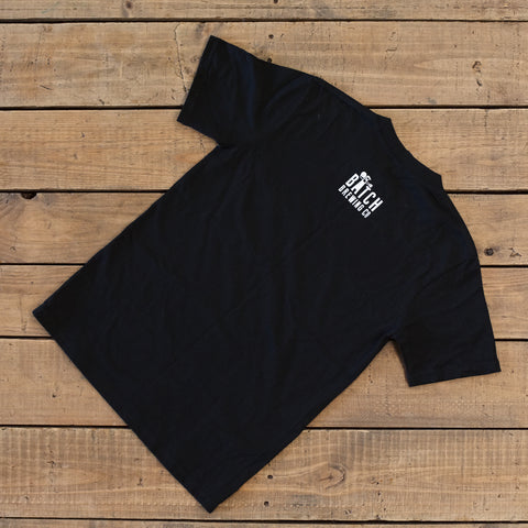 Black Pocket T