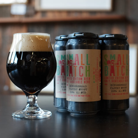 Small Batch Gingerbread Stout (Case)