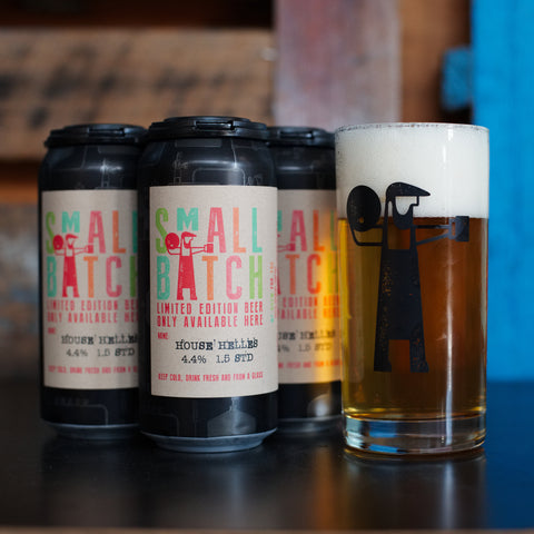 Small Batch House Helles - Lager (Case)