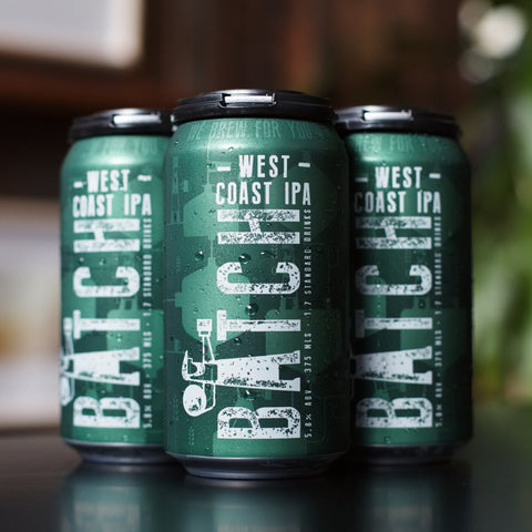 West Coast IPA (4 Pack)