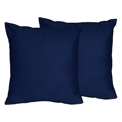 Black Accent Rental Pillow