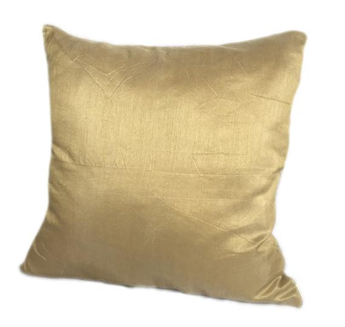 Gold Accent Rental Pillow