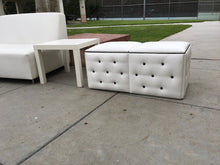 Dice Cube Bench