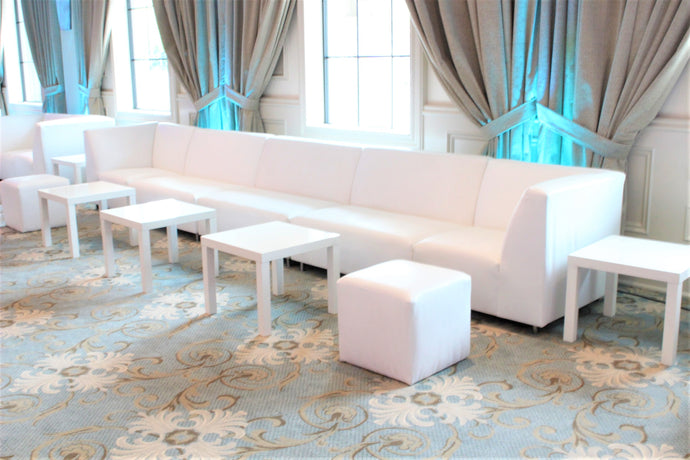 Bar Mitzvah XL Sofa Rental Package | Seats 10