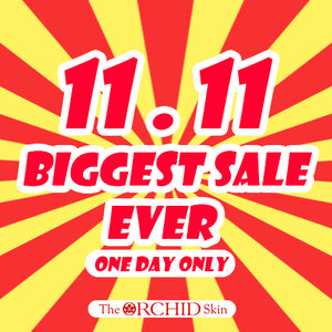 11.11 Single Day Sales!