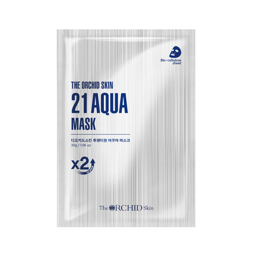 21 Aqua Mask - The ORCHID Skin 디오키드스킨