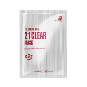 21 Clear Mask