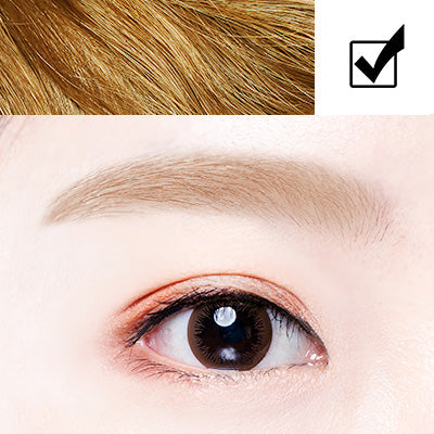 3-in-1 Eyebrow #01 Gold Blond - The ORCHID Skin 디오키드스킨