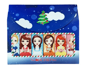 Princess Hand Cream 6-in-1 Christmas Gift Collection Set - The ORCHID Skin 디오키드스킨