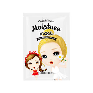 ORCHID Flower Moisture Mask - The ORCHID Skin 디오키드스킨