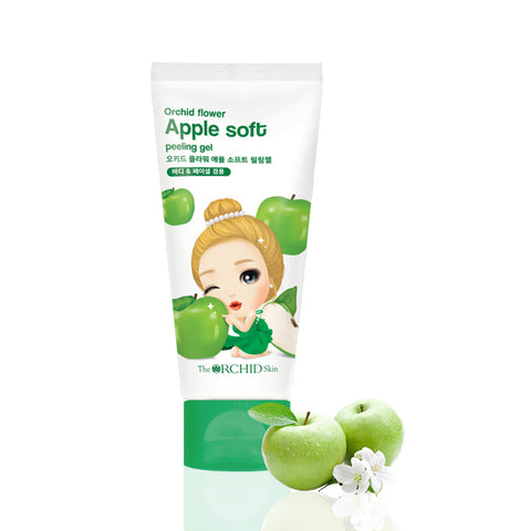 Apple Soft Peeling Gel - The ORCHID Skin 디오키드스킨