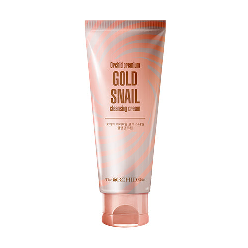ORCHID Premium Gold Snail Cleansing Cream - The ORCHID Skin 디오키드스킨