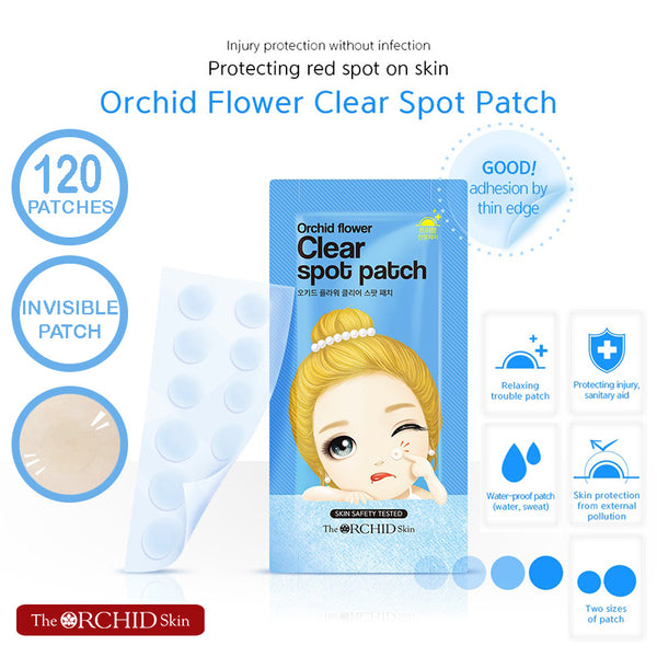 Clear Spot Patch - The ORCHID Skin 디오키드스킨